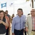 La Diputación invierte un millón de euros en Puçol y mejora la accesibilidad de la playa (Foto-Abulaila).