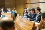 """La Diputación solicita una reunión """"urgente"""" con el secretario de Estado de la Seguridad Social para tratar el asunto de los técnicos municipales.  (Foto-Abulaila)"""