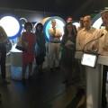 """La Obra Social """"la Caixa"""" y Aguas de Alicante presentan la exposición ¡H2Oh! Los secretos del agua de tu ciudad, con la colaboración del Ayuntamiento de Alicante."""