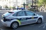 La Policía Local detiene a un individuo por un presunto delito de tráfico de drogas.