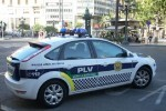 La Policía Local detiene a un joven por agredir y robar, con una navaja, a un hombre.