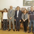 La Universidad de Alicante e Hidraqua reeditan el convenio de patrocinio del Máster en Gestión Sostenible y Tecnologías del Agua.