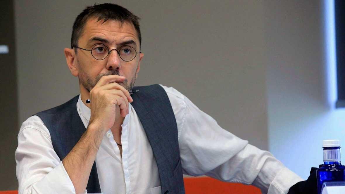 La Universidad madrileña sanciona a Monedero por realizar asesorías sin autorización