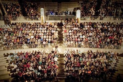 La representació serà el dimecres 27 a les 22.30 hores en el Teatre Romà.