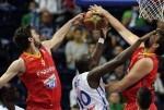 La selección de baloncesto vence a Venezuela (80-65) en su partido de preparación para Río de Janeiro.
