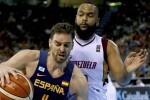 La selección española de baloncesto vence a Venezuela en su puesta a punto para Río.