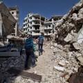 Los militares sirios declaran un alto el fuego de 72 horas.