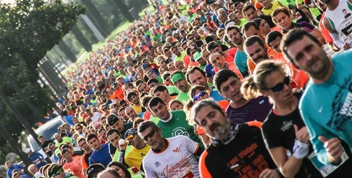 Los primeros 1.000 inscritos podrán conseguir su inscripción PREMIUM (con Running Pack) por 10 euros. (Foto-Hastphoto).
