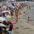 Los turistas internacionales gastaron en España 24.814 millones hasta mayo y el de Camunitat sube hasta un 14,1 por ciento.