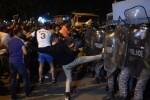 Los violentos disturbios en Armenia dejan de más 165 detenidos y cerca de 60 hospitalizados