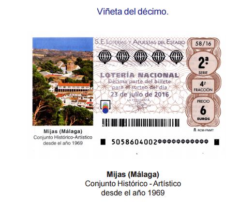 Lotería Nacional resultados Sorteo 58, sábado 23 de julio de 2016