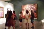 Más de 1.200 personas visitan el MuVIM en la Gran Noche de Julio.