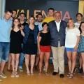Maite Girau ha destacado el tesón y el gran trabajo qie realiza el Valencia Club de Judo.