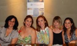 Marian Marín, Lola Moltó,Maria Albiñana, Ana Ramón, Carmen Juan -
