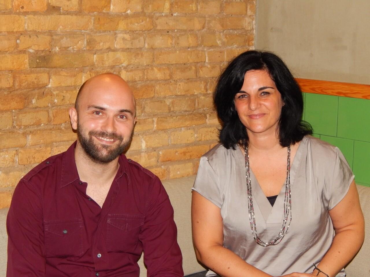 Miguel Angel Font Bisier, Marian Marin
