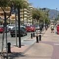 Movilidad Sostenible pacifica el tráfico en el Paseo Marítimo del Cabanyal y Marlvarrosa.