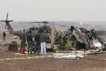 Muren siete personas y otras ochos quedan heridas al estrellarse un helicóptero militar en Turquía.