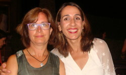 Nuria Vinaixa y Cristina Roca