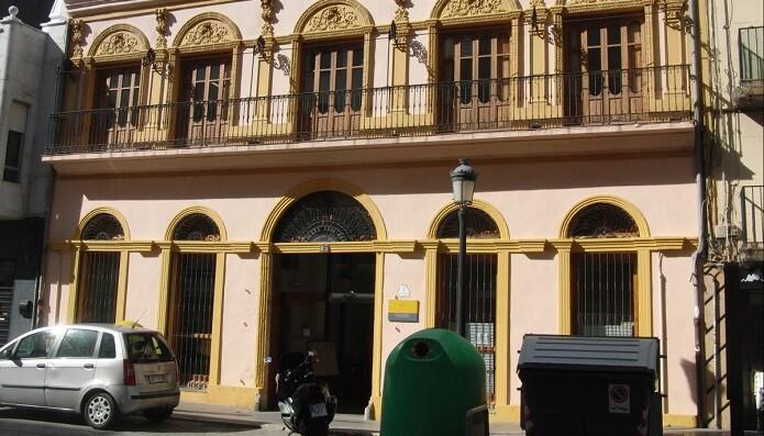 Oficina de Igualdad en la Biblioteca  de la calle la Reina.