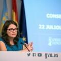 Oltra-'Gobierne quien gobierne en España, este Consell va a reclamar una financiación justa, regularización de la deuda e infraestructuras'.
