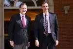 PP y PSOE se reúnen hoy para negociar la presidencia y las mesas de las dos Cámaras.