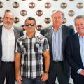 Presentación de la nueva cadena B&B reúne a la sociedad valenciana