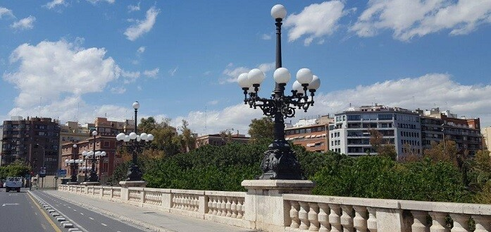 Puente de Ángel Custodio.