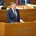 Puig anuncia un Pacto de Estabilidad por el empleo en Sanidad para mejorar el sistema público de salud de la Comunitat Valenciana.