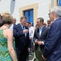 Puig reclama mayor inversión en el Tren de la Costa al Gobierno de España por su 'rentabilidad económica y social'.