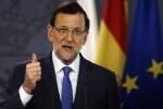 Rajoy acepta el encargo del rey para formar Gobierno.