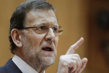 """Rajoy asegura que haría """"una reflexión"""" si no obtiene los apoyos para ser reelegido presidente."""