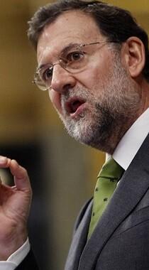 Rajoy realizó estas declaraciones tras reunirse con el secretario general del PSOE, Pedro Sánchez.