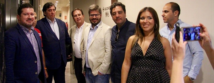 Reunión del Comité territorial de la Comunidad Valenciana.