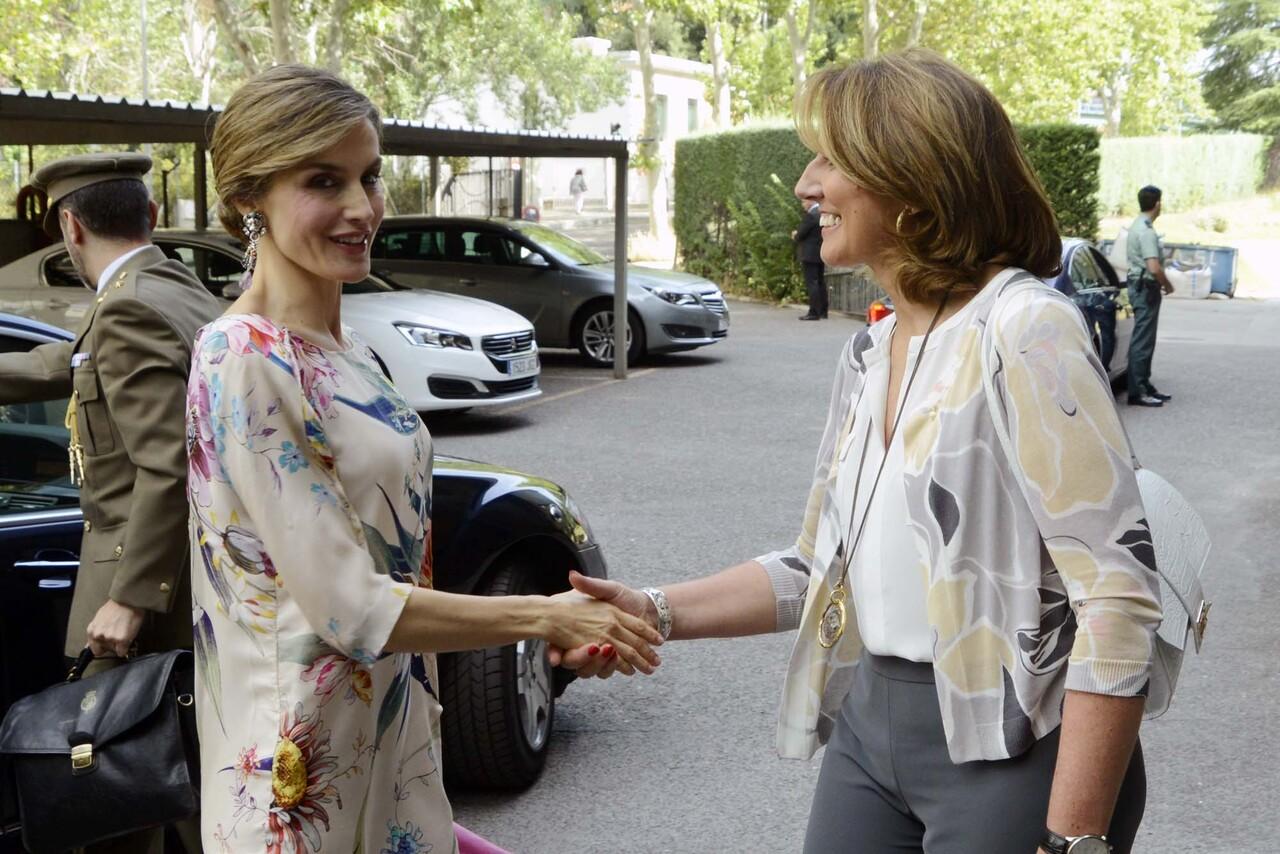 S.M. la Reina entrega los Premios Nacionales de la Moda (2)