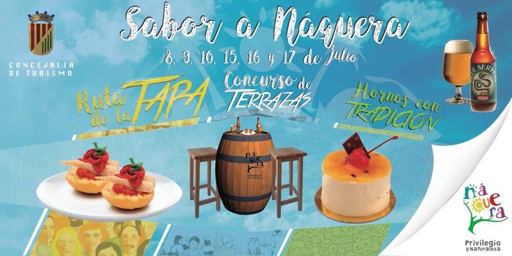 Sabor a Nàquera' arranca mañana con tapas, dulces y terrazas para promocionar el comercio