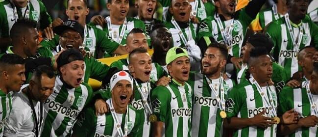 Segunda Copa para el Atlético Nacional.