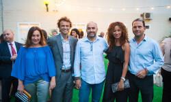 Silvia Clavel, Felix Méndiz, Fernando Mata, Fátima Cori, Carlos Muñoz