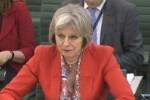 Theresa May podría asumir como primera ministra británica en los próximos días.