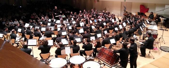 Unión Musical de Muro de Alcoi.