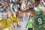 Valencia acoge la última prueba del Arena Handball Tour con la particpación de 60 equipos.