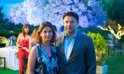 Vicente de Juan y su mujer Manoli