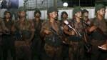El grupo incluye tropas de élite y comandos de la marina (AP)