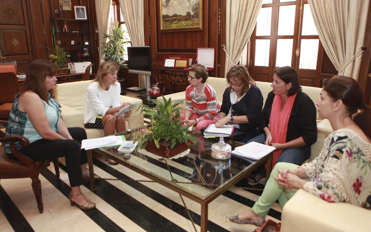 reunión asociación celiacos