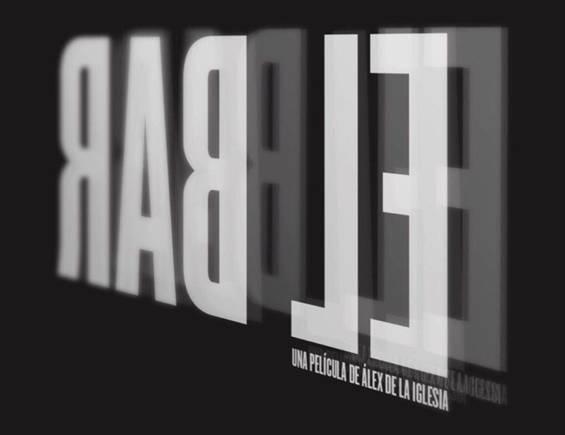 """""""EL BAR"""", el nuevo thriller coral dirigido por Alex de la Iglesia"""