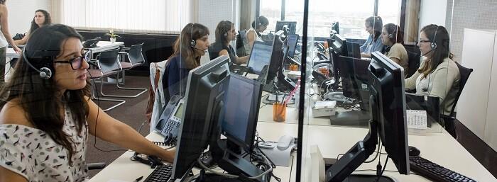 A partir del 1 de enero la atención telefónica y telemática, tanto general como tributaria, se prestarán por personal de la Diputación de Valencia. (Foto-Abulaila).