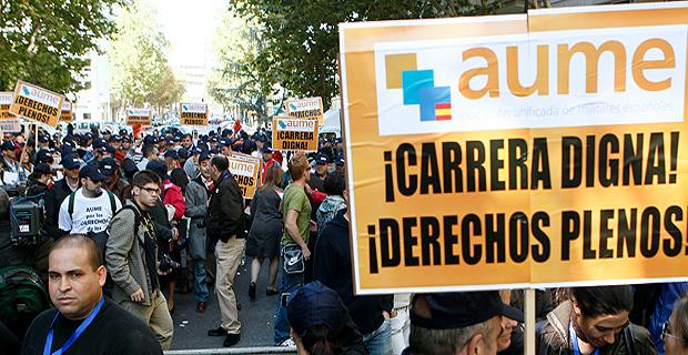 AUME_protestas