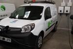 Aigües de l'Horta apuesta por reducir las emisiones de CO2 a la atmósfera a través de la adquisición de vehículos eléctricos.