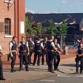 """Al grito de """"Alá es grande"""" un hombre hiere a dos policías en Bélgica."""