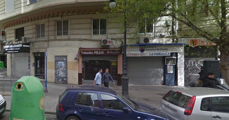 Av. Barón de Cárcer   Google Maps