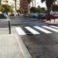 Benicalap mejora las marcas viales de sus calles.